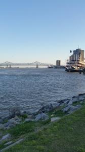 Hello, pretty river.