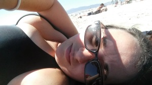 Hello from the beach!